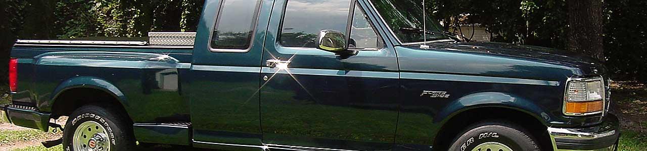 1986 F150 parts